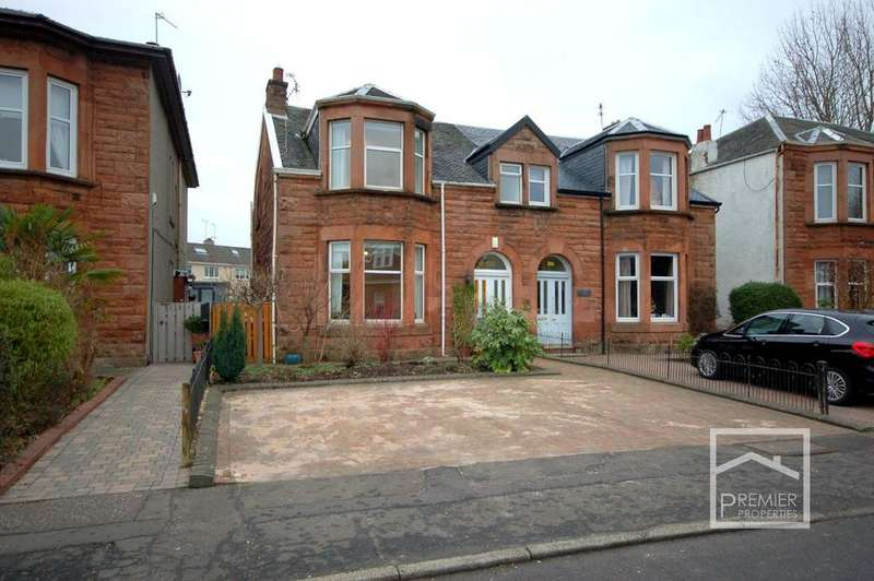 3 Bedrooms Semi Detached House for sale in Kylepark Drive, Uddingston