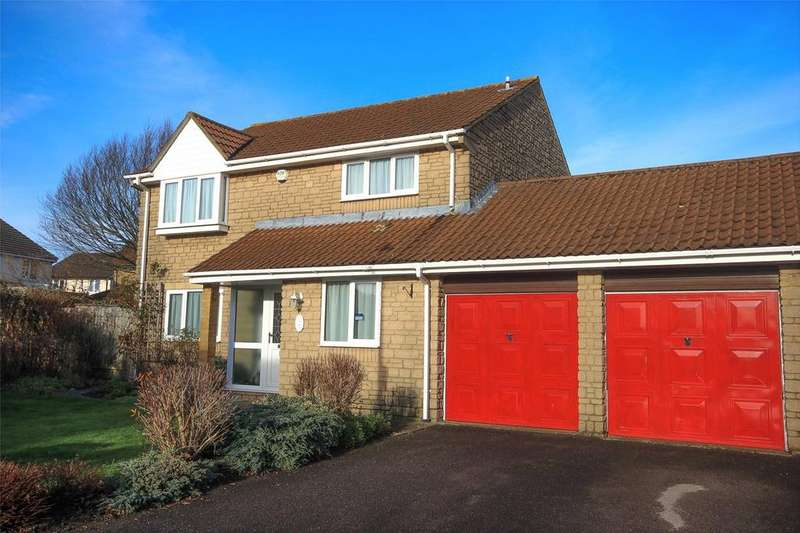4 Bedrooms Detached House for sale in Cooks Close, Bradley Stoke, Bristol, BS32