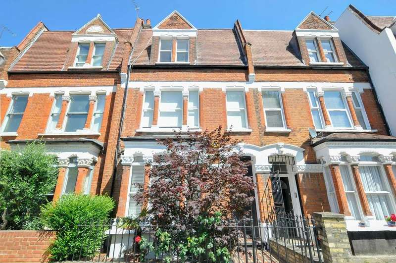 4 Bedrooms Terraced House for sale in Carysfort Road, London