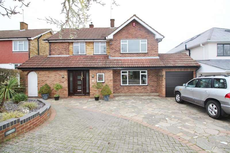4 Bedrooms Detached House for sale in Lodge Avenue, Elstree, Borehamwood