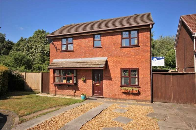 5 Bedrooms Detached House for sale in Ribble Close, WIDNES, Cheshire