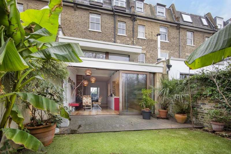 5 Bedrooms Terraced House for sale in Bute Gardens, Brook Green, London, W6