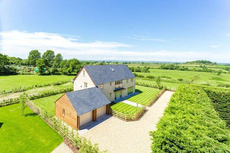 6 Bedrooms Detached House for sale in Aston House, Princes Farm, Tucks Lane, Longworth, Oxfordshire, OX13