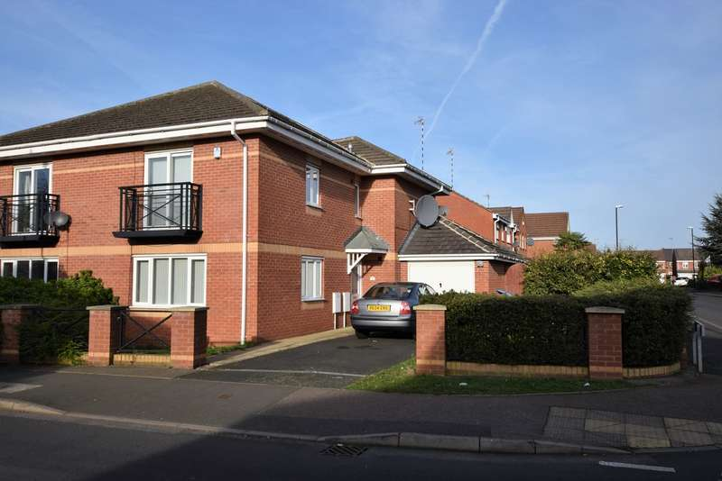 3 Bedrooms Semi Detached House for sale in Daimler Green, Coventry CV6