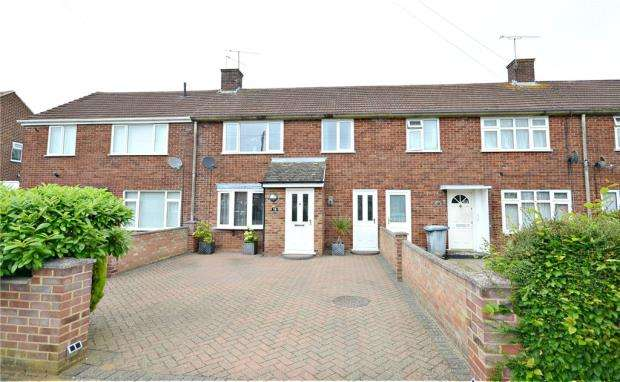 3 Bedrooms Terraced House for sale in Tern Close, Tilehurst, Reading