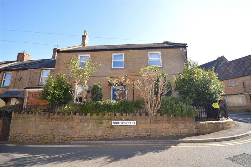 4 Bedrooms Terraced House for sale in High Street, Stoke-Sub-Hamdon, Somerset, TA14