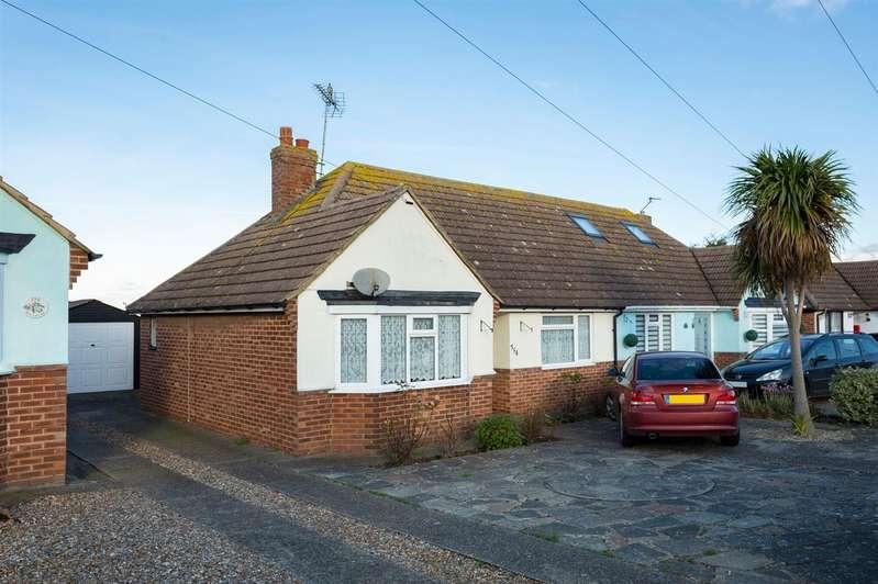 2 Bedrooms Semi Detached Bungalow for sale in Canterbury Road, Birchington