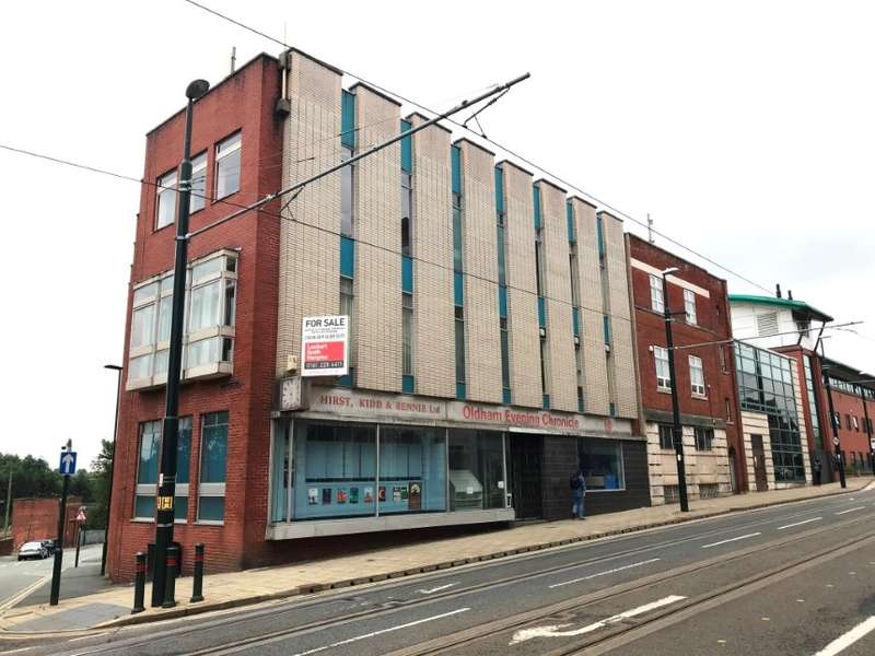 Commercial Property for sale in Former Oldham Evening Chronicle Premises, 172 Union Street, Oldham, Greater Manchester