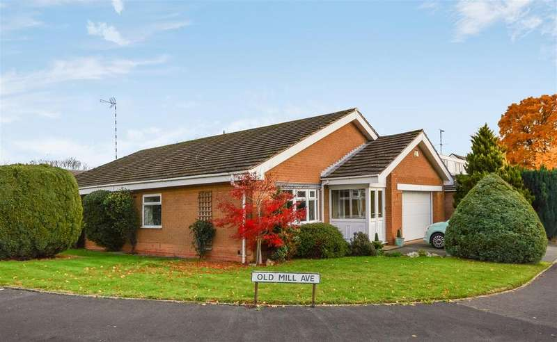 3 Bedrooms Detached Bungalow for sale in Old Mill Avenue, Cannon Park, Coventry