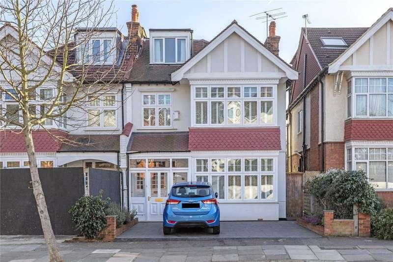 5 Bedrooms Semi Detached House for sale in Sheen Lane, London, SW14