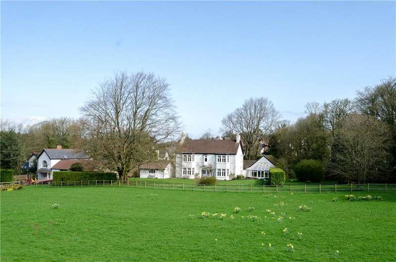 5 Bedrooms Detached House for sale in Devauden, Chepstow, Monmouthshire, NP16