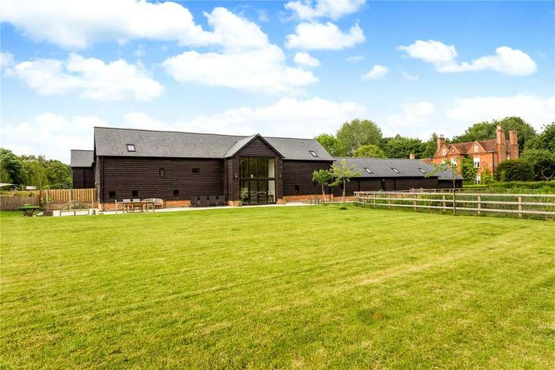 4 Bedrooms House for sale in Bullsdown Farm, Bramley, Tadley, Hampshire, RG26