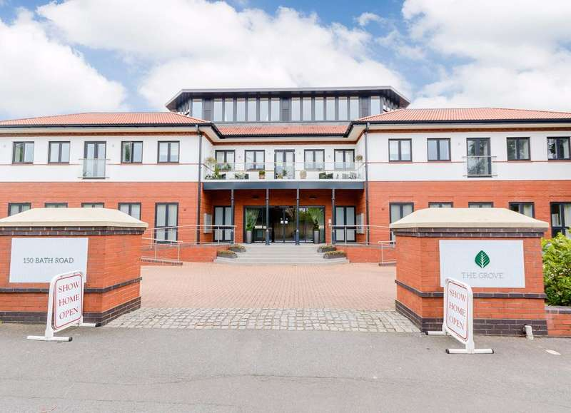 2 Bedrooms Apartment Flat for sale in The Grove, 150 Bath Road, Maidenhead