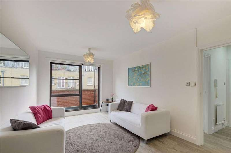 2 Bedrooms Flat for sale in Old Compton Street, London, W1D