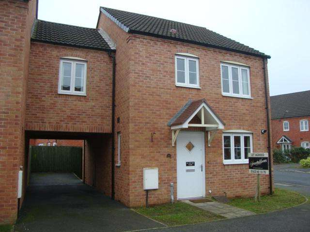 3 Bedrooms Detached House for sale in Seabreeze Avenue, Grea Western Whaf, off Corporation Rod, Newort NP19
