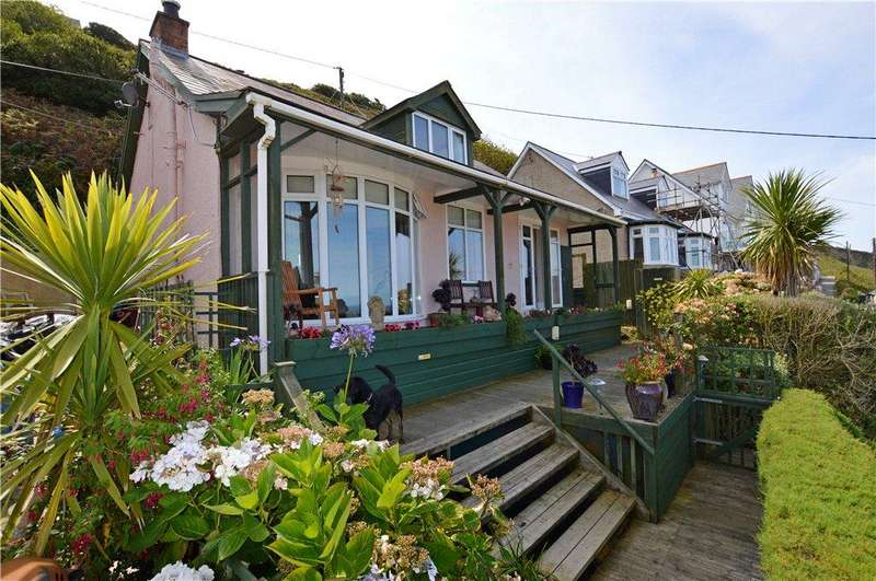 2 Bedrooms Detached House for sale in Battery Hill, Portreath, Cornwall