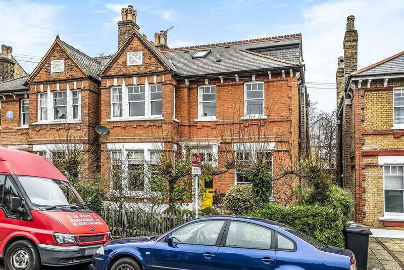 5 Bedrooms Semi Detached House for sale in Lanercost Road, Tulse Hill