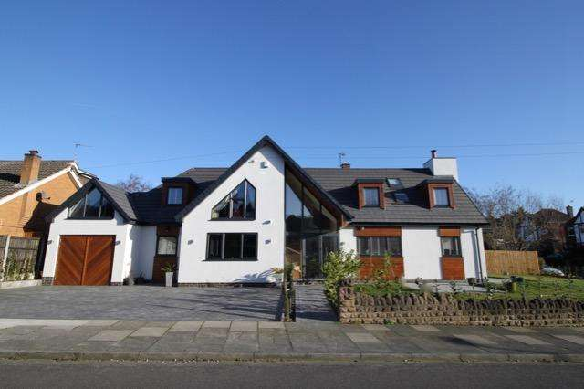4 Bedrooms Detached House for sale in Thornhill Close, Bramcote, NG9