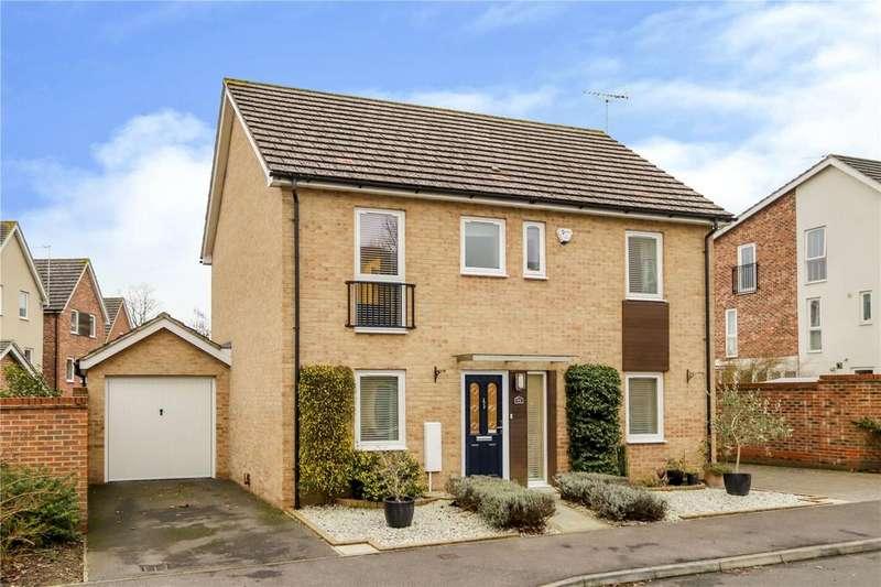 4 Bedrooms Detached House for sale in Vulcan Drive, Bracknell, Berkshire, RG12