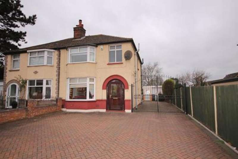 3 Bedrooms Semi Detached House for sale in 93 Woburn Road, Kempston, Bedford, MK42
