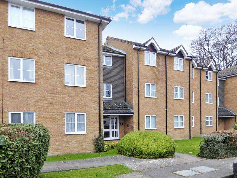 2 Bedrooms Apartment Flat for sale in Tennyson Avenue, Houghton Regis