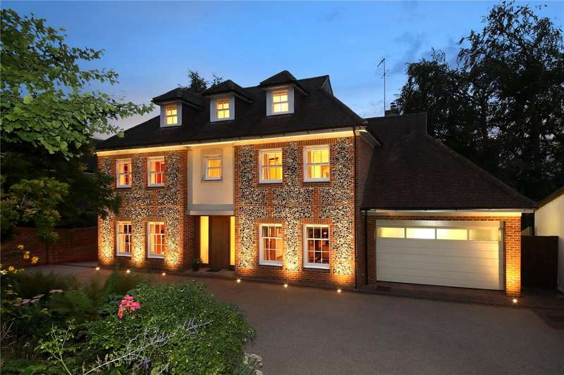 6 Bedrooms Detached House for sale in Stratton Road, Beaconsfield, Buckinghamshire, HP9
