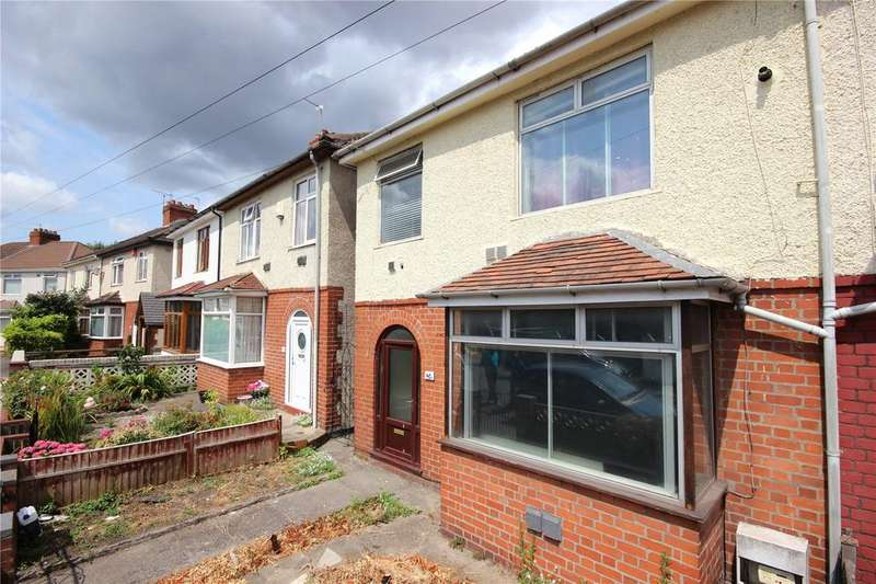 3 Bedrooms Semi Detached House for sale in Cottrell Road, Eastville, Bristol, BS5