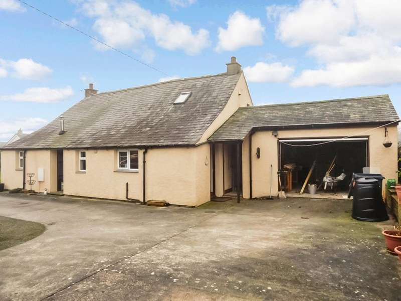 3 Bedrooms Detached House for sale in Meadow View, Newton Arlosh, Wigton, Cumbria