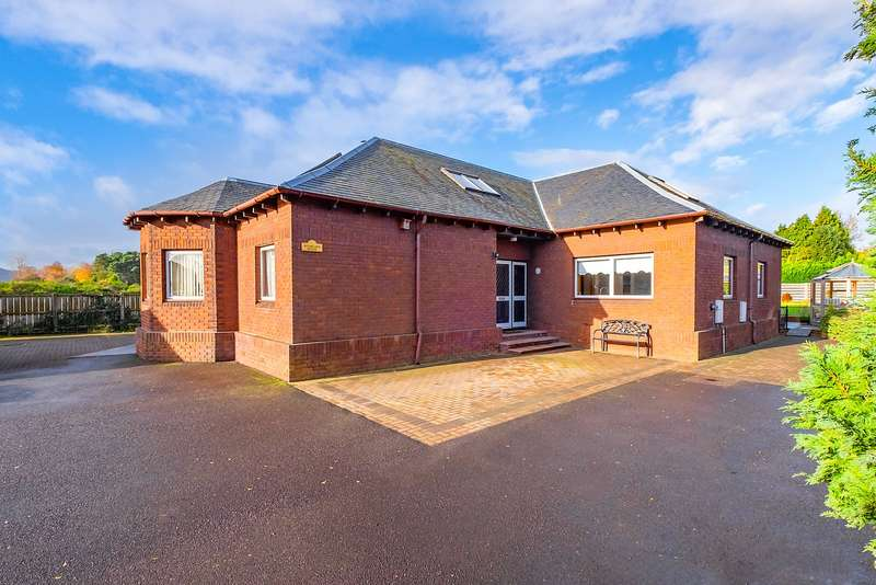 4 Bedrooms Detached House for sale in Moorland House, Union Place, Ladybank, Cupar, Fife, KY15