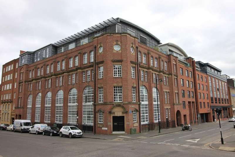 2 Bedrooms Apartment Flat for sale in Ludgate Lofts, Ludgate Hill