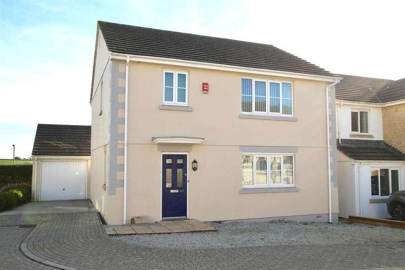 4 Bedrooms Detached House for sale in Hellis Wartha, Helston
