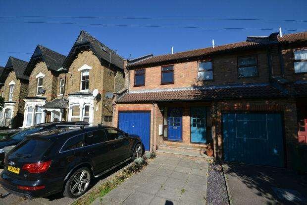 2 Bedrooms Terraced House for sale in Gainsford Road, Walthamstow