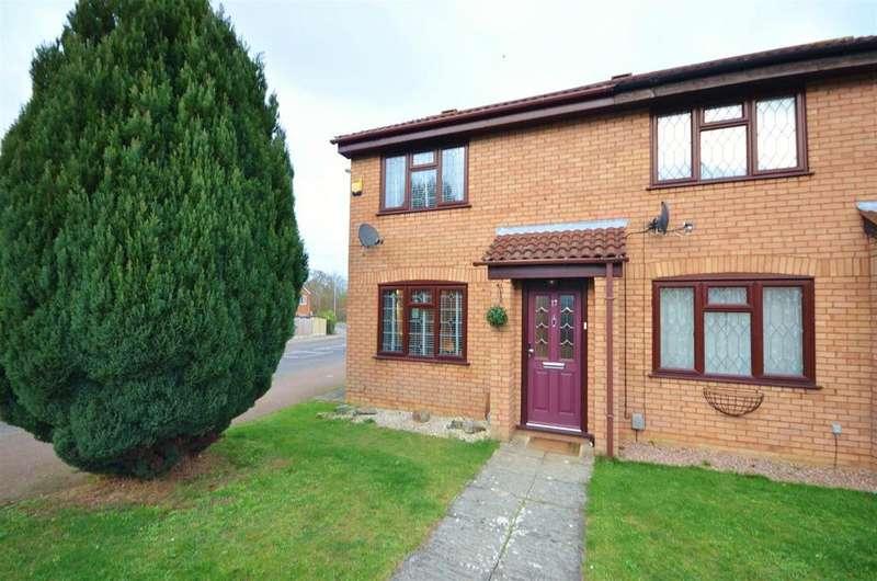 2 Bedrooms Semi Detached House for sale in Tilgate, Luton