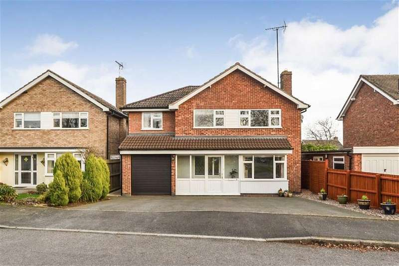 4 Bedrooms Detached House for sale in Kibworth Beauchamp