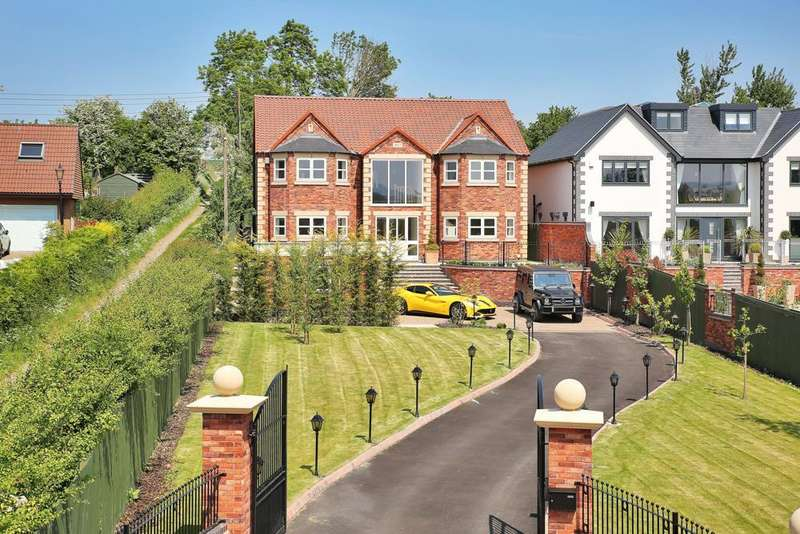 5 Bedrooms Detached House for sale in Grantham Road, Bottesford