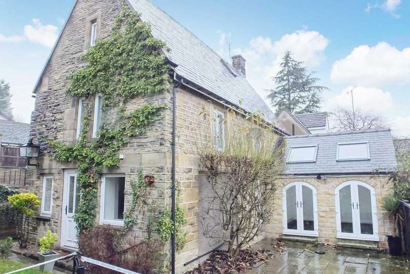 3 Bedrooms Detached House for sale in Dore Road, Dore, Sheffield, S17 3NA