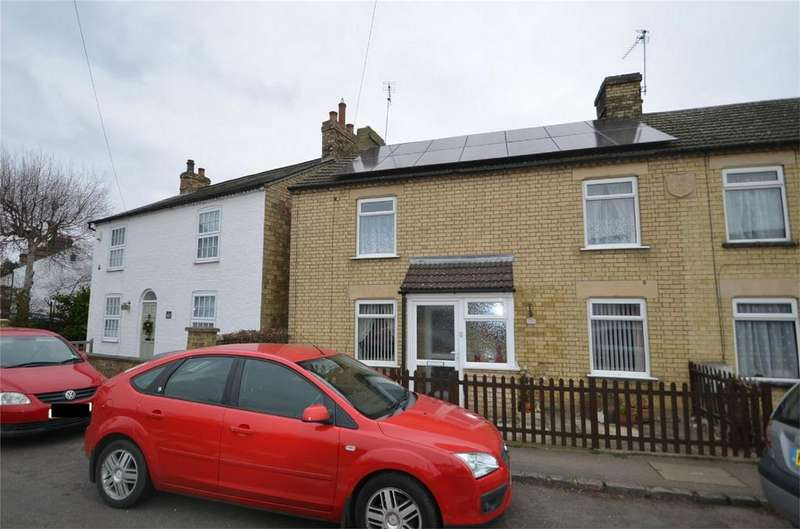 3 Bedrooms End Of Terrace House for sale in Broad Street, CLIFTON, Bedfordshire