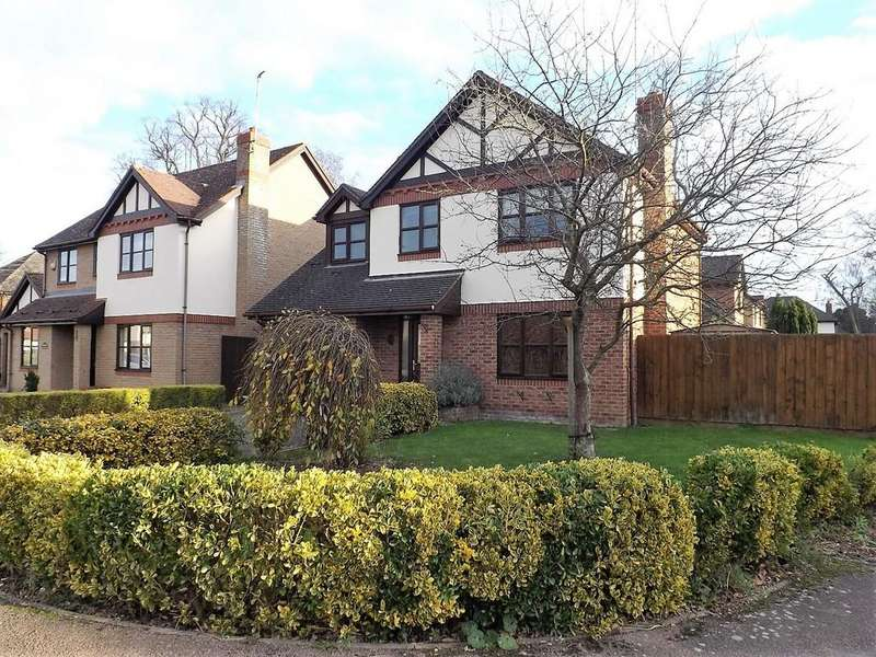4 Bedrooms Detached House for sale in Woodcote Park, Wisbech