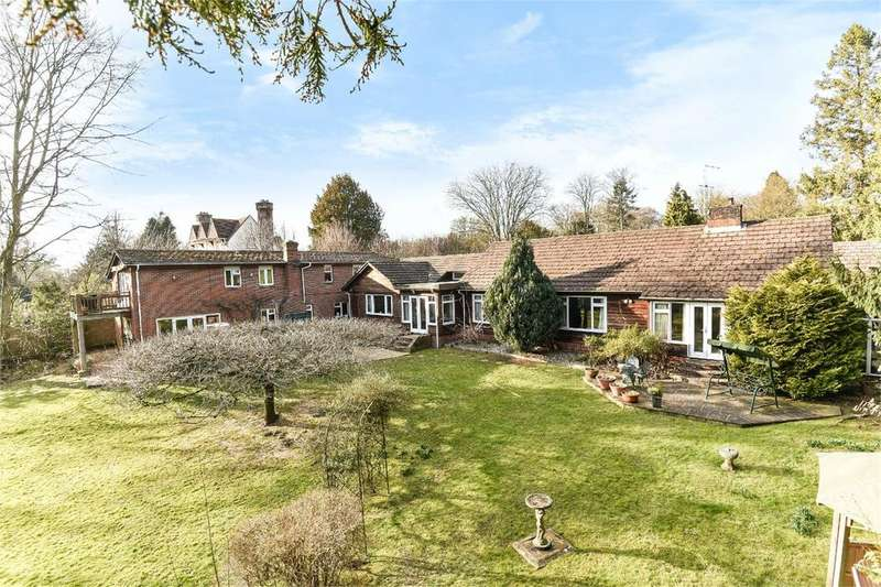 8 Bedrooms Detached House for sale in Main Road, Itchen Abbas, Hampshire, SO21