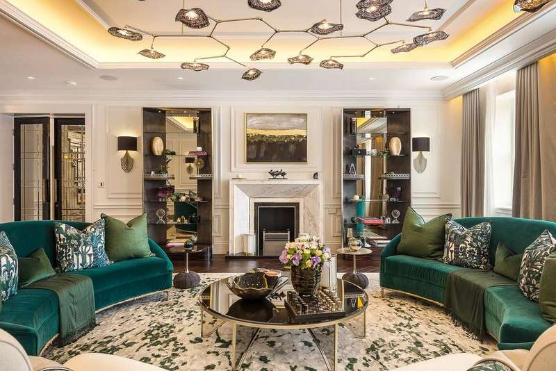 4 Bedrooms Penthouse Flat for sale in Eaton Place, Belgravia, London, SW1X