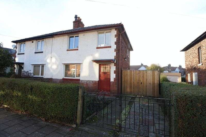 3 Bedrooms Property for sale in Balfour Road, Carlisle