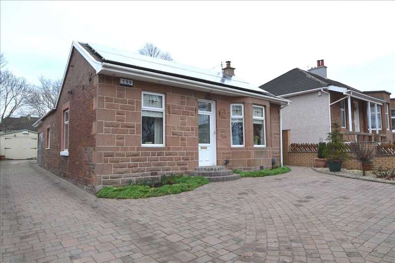 3 Bedrooms Bungalow for sale in Shields Road, Motherwell
