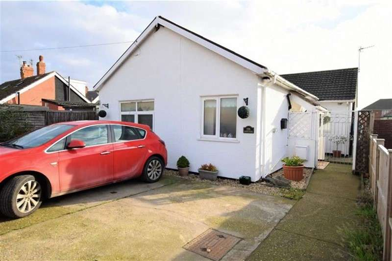 3 Bedrooms Bungalow for sale in George Street, Mablethorpe, Lincolnshire, LN12 2BJ