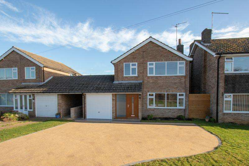 3 Bedrooms Detached House for sale in Porters Lane, Easton on the Hill