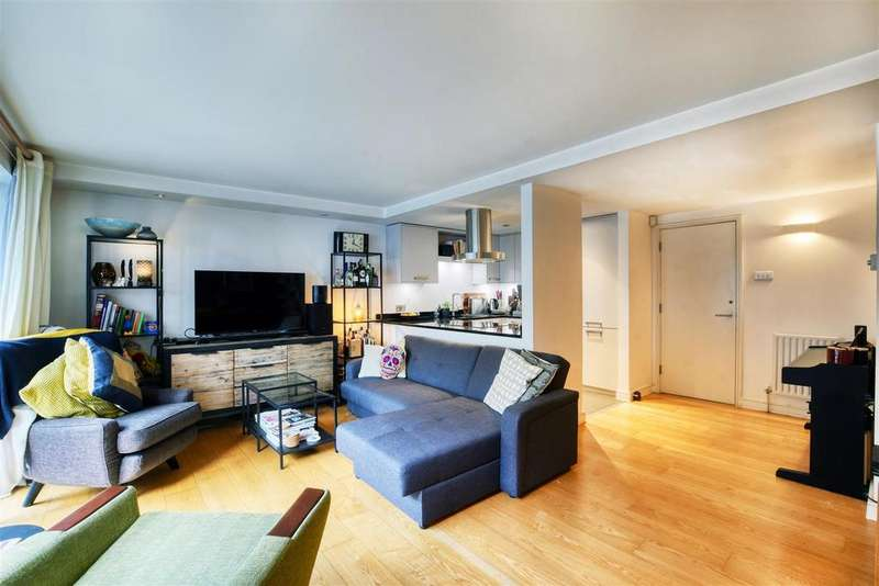 2 Bedrooms Flat for sale in The Chronos Building, Mile End Road, London