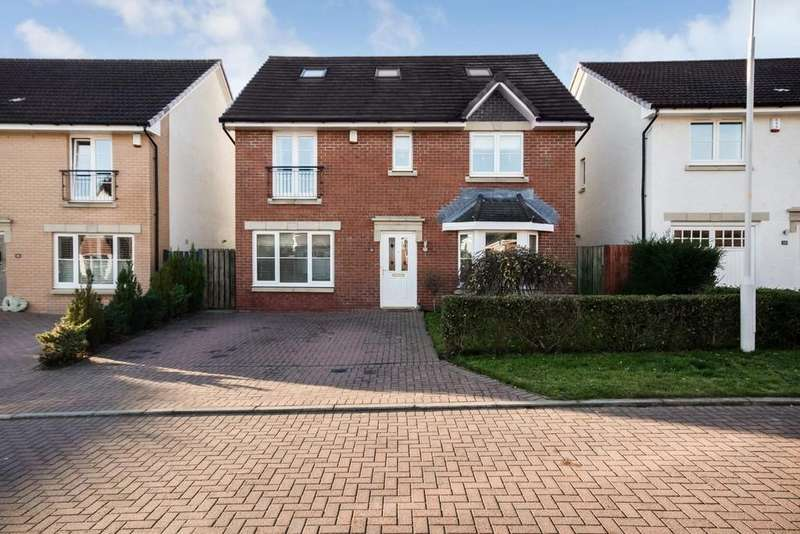 6 Bedrooms Detached House for sale in 32 Sandpiper Gardens, Dunfermline, KY11 8LE