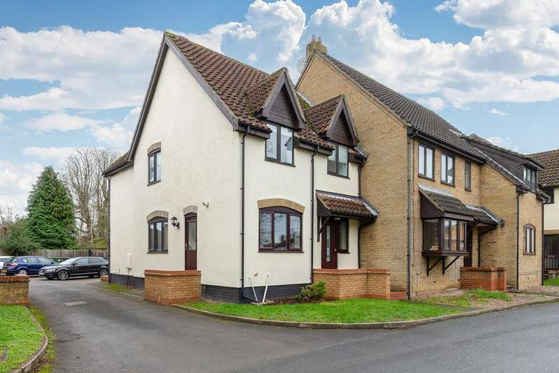 3 Bedrooms End Of Terrace House for sale in Ware Lane, Wyton