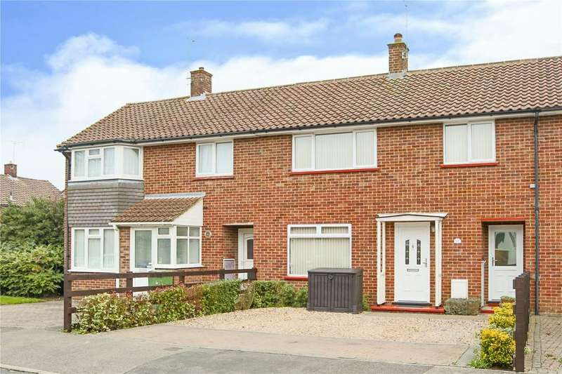 3 Bedrooms Terraced House for sale in Meadow Way, Bracknell, Berkshire, RG42
