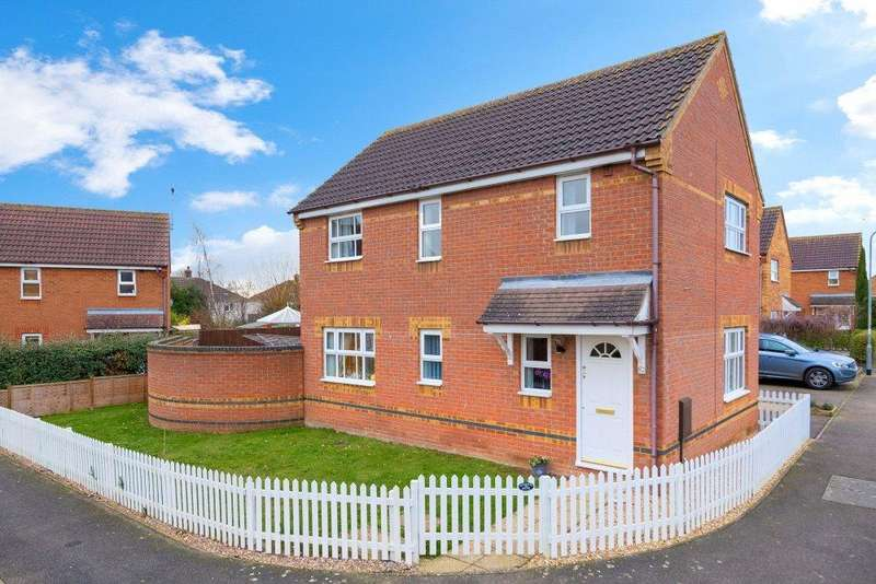 3 Bedrooms Detached House for sale in Churchfields Road, Folkingham, Sleaford, NG34