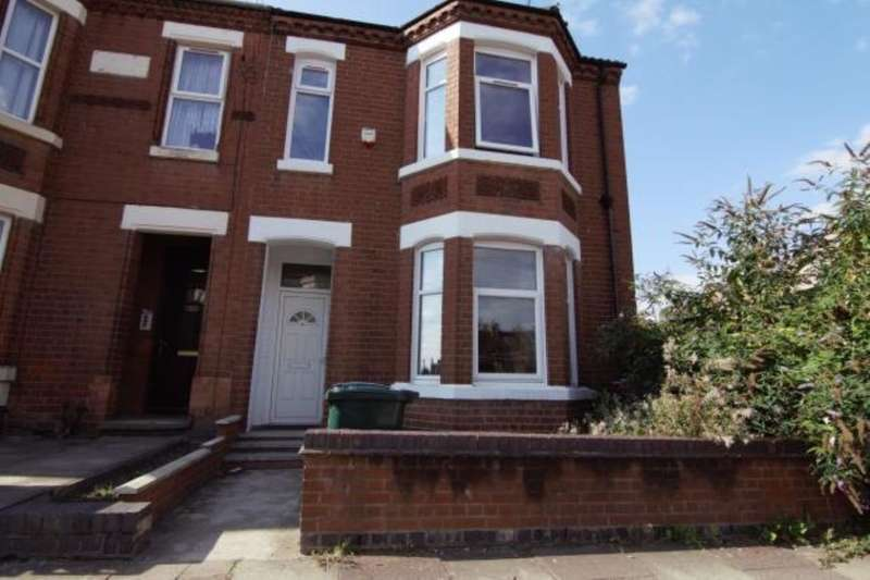 6 Bedrooms Terraced House for sale in Chester Street, Coventry, CV1